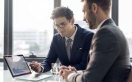 Vermittler rechnen mit Wachstum des Firmenkundengeschäfts