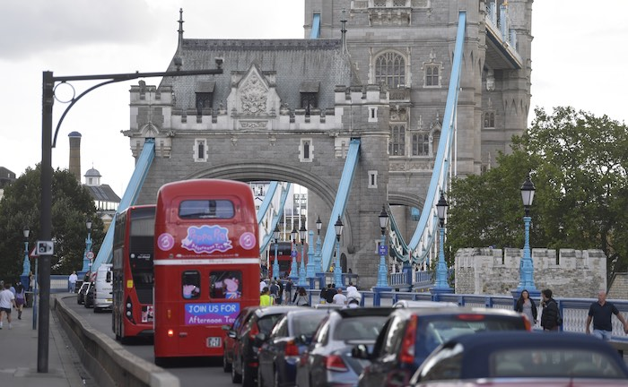 Bei Fahrten nach Großbritannien an den Rechtsschutz denken