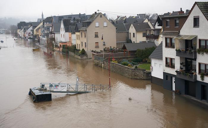 Hochwasser-Versicherung wird häufig nicht aktiv angeboten