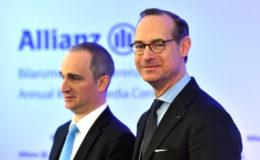 Corona belastet Allianz mit 1,3 Milliarden Euro