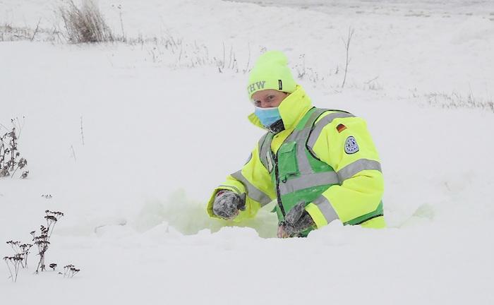 Schnee-Chaos lässt Versicherer kalt