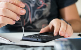 Smartphone-Besitzer entscheiden sich für Reparatur statt Neukauf