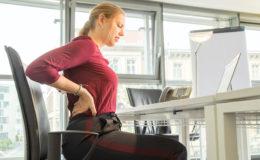 Wie Rückenschmerzen entstehen – und was man dagegen tun kann