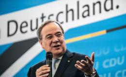 Laschet spricht sich für parteiübergreifende Rentenreform aus