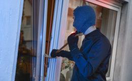 Corona-Pandemie lässt Wohnungseinbrüche auf historisches Tief sinken