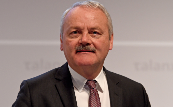 Ex-HDI-Chef Christian Hinsch gestorben