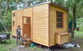Spezieller Versicherungsschutz für Tiny Houses