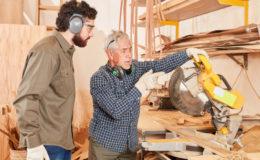 Viele Deutsche würden bis zur Rente in ihrem Beruf bleiben