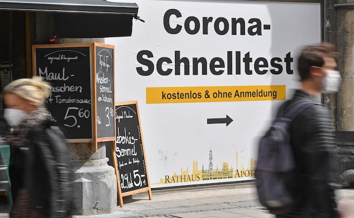 Corona-Pandemie vergrößert Sorge vor Altersarmut
