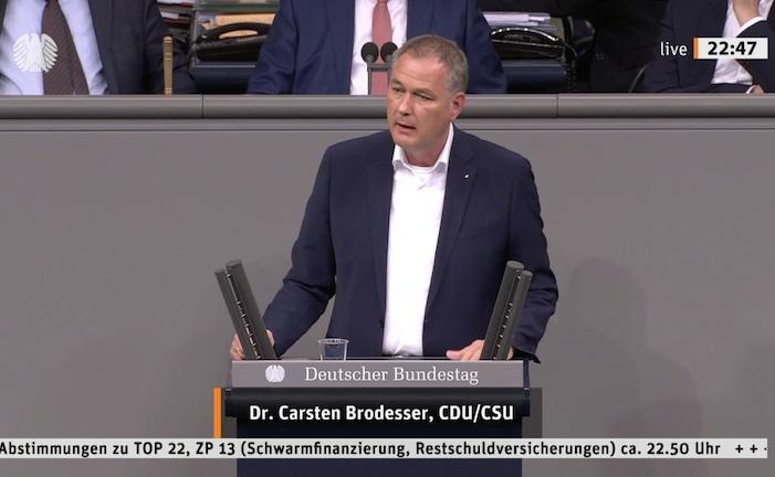 CDU-Finanzexperte attackiert Scholz wegen Untätigkeit bei Riester-Reform