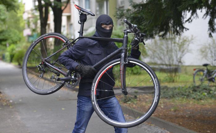 Weniger Fahrraddiebstähle, aber hohe Schadenssummen