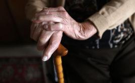 Deutsche haben Angst vor Pflegebedürftigkeit im Alter