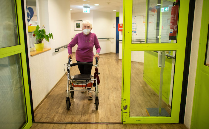 Experten warnen vor wachsender Pflegelücke
