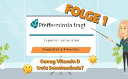 Vitamin D und Sonnenschutz – wie passt das zusammen?