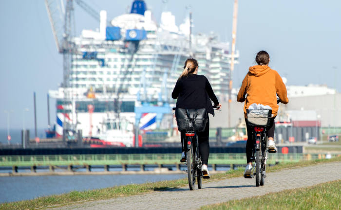 Bremen ist Deutschlands Fahrrad-Hochburg