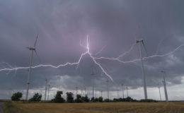 Entschädigung nach Blitzeinschlägen auf Rekordhoch