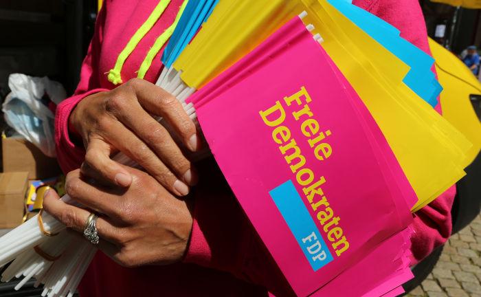 Geldsegen für die FDP – Start-up-Gründer spenden 500.000 Euro