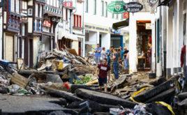 Versicherer schnüren Hilfspakete für Unwetter-Opfer