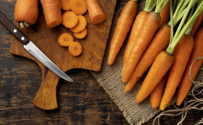 Sind Karotten wirklich gesund für die Augen?