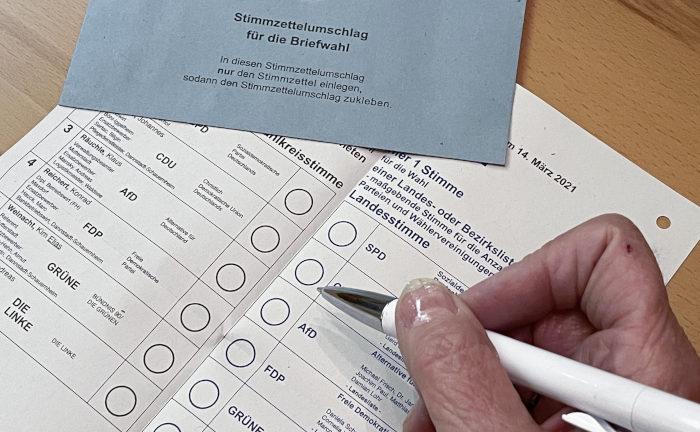 FDP bekäme unter Vermittlern fast die absolute Mehrheit