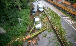 Unwetterserie im Juni kostet Versicherer 1,7 Milliarden Euro