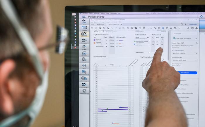 Digitalisierung als Baustelle im Gesundheitssektor