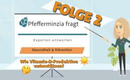 So unterstützen Sie die Produktion von Vitamin D zusätzlich
