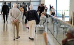 Bis 2035 gibt es 4 Millionen mehr Rentner