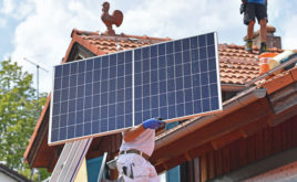 Deutsche fordern mehr Tempo beim klimaschonenden Bauen