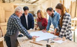 Kleinere Unternehmen finden eher neue Mitarbeiter als größere