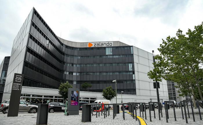 Zalando, Airbus und HelloFresh steigen in den Dax auf