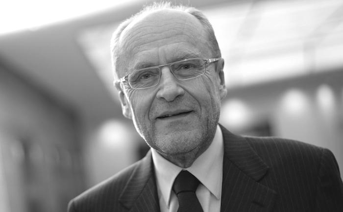 Wolf-Dieter Baumgartl ist gestorben