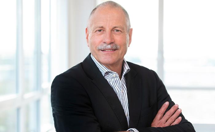 Janitos-Produktvorstand Dieter Klose geht in den Ruhestand