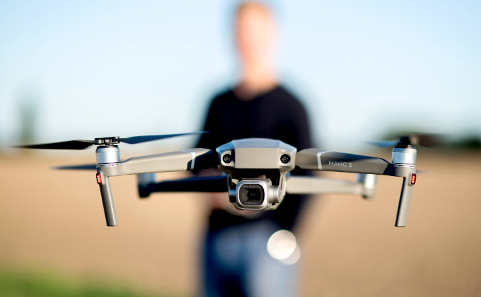 Für Drohnenpiloten ist Versicherung Pflicht