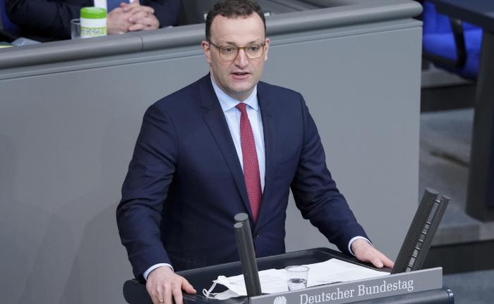 Kassenverbände üben scharfe Kritik an Gesundheitsminister Spahn