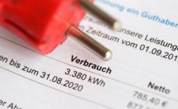 Energiekunden zahlen über eine Milliarde Euro zu viel