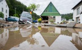 Unwetter kosten Versicherer in diesem Jahr 11,5 Milliarden Euro