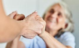 """""""Pflegerenten und Pflegetagegelder auf hohem Niveau"""""""