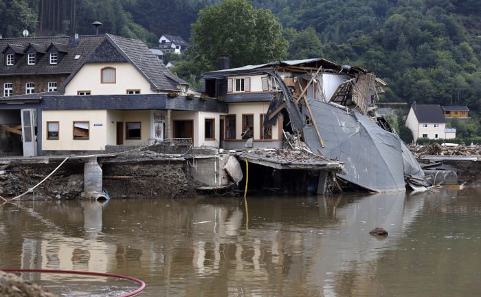 Versicherer befürchten dramatische Zunahme von Unwetterschäden